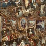 Frederiksborg Slot silketørklæde